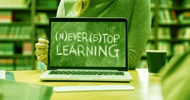 How Online Reskilling Courses Nurture the Idea of Lifelong Learning
