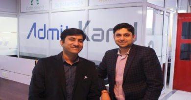 AdmitKard Raises USD 1 Million in Pre-Series A Funding
