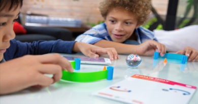 Sphero Launches STEM-Based Mini Activity Learning Kit for Kids
