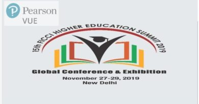 """Pearson VUE Collaborates with FICCI Higher Education Summit and Exhibition 2019 as """"Online Assessment"""" Partner"""