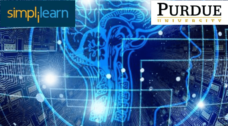 Simplilearn Collaborates With Purdue University to Launch AI and Machine Learning Training Programs